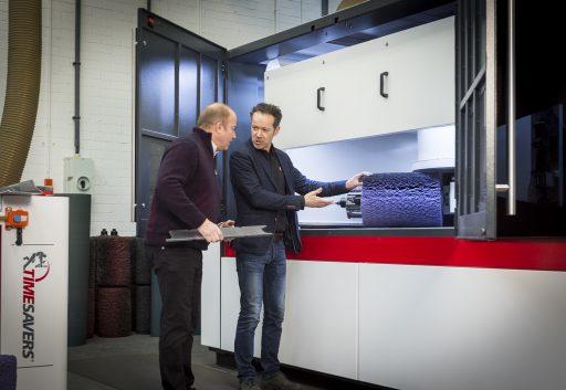 Wat maakt Timesavers machines duurzaam