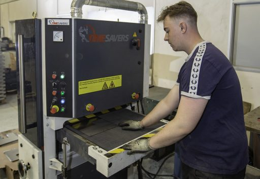Constant Group invests in Timesavers grinding technology as part of £1 million investment