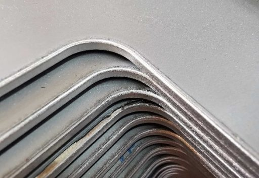 Sheet metal requires quality edges 1