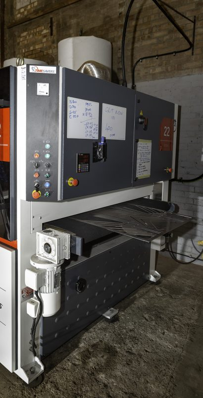 TIMESAVERS 22 SERIES IMPROVES PRODUCTIVITY AND QUALITY FOR MADE-TO-ORDER BEDMAKER 1
