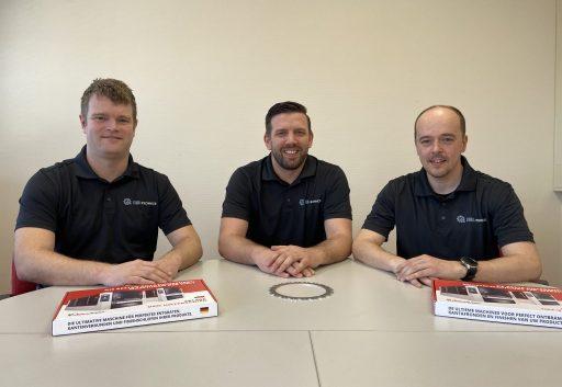KHB Technics neuer Vertreter von Timesavers im Nordosten der Niederlande und Nordwest Deutschland